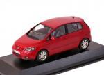 Volkswagen Golf 5 Plus 2005 (red)