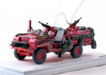 Land Rover Series IIA 109 AS Patrol Vehicle В«Pink PantherВ» 1968 (pink)