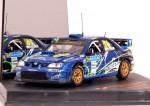 Subaru Impreza WRC07 #16 J.Ketomaa - M.Stenberg (blue)
