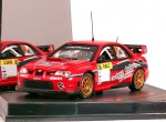 Subaru Impreza WRC07 #67 G.Coffey, O.Gamblin, RACC Rally Catalunya 2009 (red)