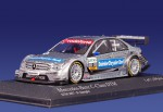 Mercedes-Benz C-Class «DaimlerChrysler Bank» Bruno Spengler - Team AMG Mercedes - DTM 2007 (silver)