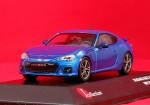 Subaru BRZ 2012 (blue)