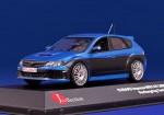 Subaru Impreza WRX STi Nurburgring Test Car 2007 (blue)