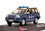 Nissan X-Trail Kenya Police 2004 (blue)