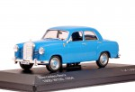 Mercedes-Benz 180D W120 1954 (blue)