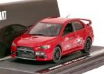 Mitsubishi Lancer Evo X Ralliart (red)