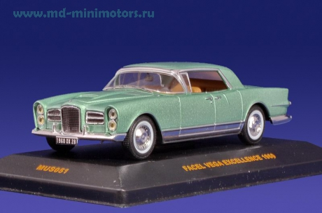 Facel Vega Exellence 1960 (green)