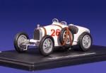 Bugatti Type 35 equipage Allemand #26 (white)