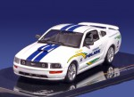 Ford Mustang GT Guaynabo City Puerto Rico Police 2006 (white)