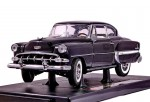 Chevrolet Bel Air Hard Top Coupe 1954 (black)
