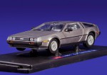 DeLorean DMC 12 Coupe Stainless Steel Finish 1981 (silver)
