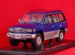 Mitsubishi Pajero Long 3.5 V6 1998 (blue)