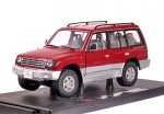 Mitsubishi Pajero Long 3.5 V6 1998 (red)