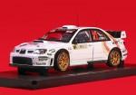 Subaru Impreza WRC07 #22 G.Jones-C.Jenkins (white)