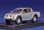 Mitsubishi L200 (Sports Hard-Top removable) (silver)