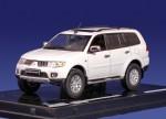 Mitsubishi Pajero Sport (RHD) (white)