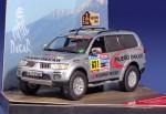 Mitsubishi Pajero Sport Dakar Rally 2010