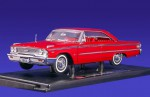 Ford Galaxie 500 XL Hardtop 1963 (red)