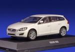 Volvo V60 (white)