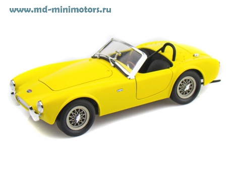 Shelby Cobra csx 2000 (yellow)