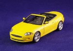 Jaguar XK Convertible 2008 Linea Giallo Series (yellow)