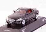 Lexus SC430 Closed Convertible 2005 (black)