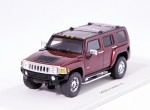 Hummer H3 2006 (Sonoma Red Metallic)