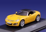 Opel GT (solargelb yellow)
