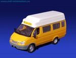 ГАЗ 322133 «ГАЗель» Маршрутное такси, «Автомобиль на службе» вып. №51
