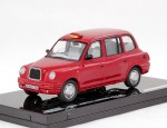 London Taxi Cab TX1 1998 (red)