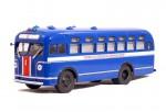 ЗИС-155 «Безопасность движения» (голубой)