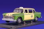 Checker A11 Taxi 1981