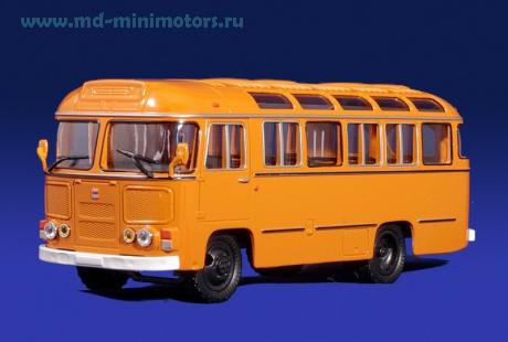 ПАЗ 672М городской (охра)