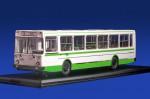 ЛИАЗ 5256 городской (зеленый-белый)