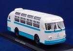 Автобус ЛАЗ 695Е (голубой)