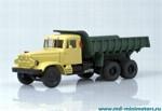 КрАЗ 256Б 1966-69 (желто-зеленый)