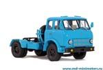 МАЗ 504А (голубой)