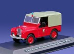 Land Rover Fire Recon Canvas (England 1970)