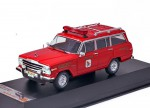 Jeep Wagoneer New Jersey Lakes Fire 1989