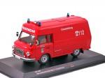 Barkas B1000 SMH-3 «Feuerwehr» 1984 Salzwedel