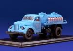 АЦПТ-2.2 Вода (на шасси УралЗИС-355М) (голубой)
