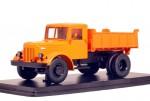 МАЗ 205 самосвал (оранжевый)