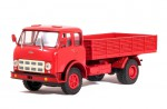 МАЗ 500А бортовой (красный)