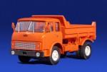 МАЗ 5549 самосвал (оранжевый)