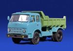 МАЗ 503А самосвал (зелено-голубой)