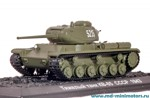 Советский тяжелый танк КВ-85, Коллекция, вып. №1