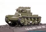 Советский легкий танк Т-26 1932, Коллекция вып. №5
