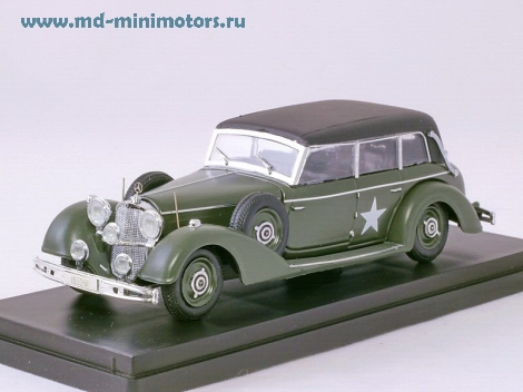 Mercedes Benz 770 U.S.A. Army 1945
